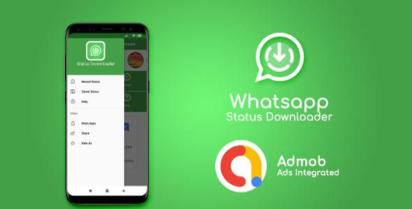 Whatsapp Status Downloader Plugins, Code & Scripts