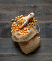 cob grain in the sack - PhotoDune Item for Sale