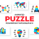 Puzzle Animated Infographic Presentations - GraphicRiver Item for Sale