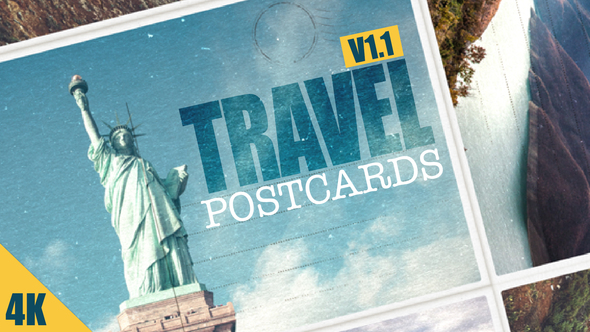 Travel Postcard v1.1