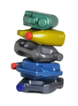 Stack of Motor Oil Containers - PhotoDune Item for Sale
