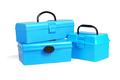 Three Plastic Tool Boxes - PhotoDune Item for Sale