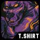Rough Night T-Shirt Design - GraphicRiver Item for Sale