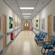 Hospital Hall - 3DOcean Item for Sale