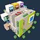 Cubic World - 3DOcean Item for Sale