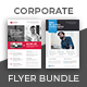 Corporate Flyer Bundle 03 - GraphicRiver Item for Sale
