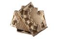 Cardboard Trays - PhotoDune Item for Sale