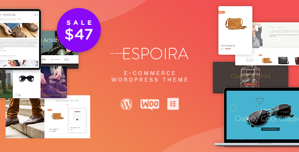 Espoira - eCommerce WordPress Theme