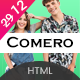 Comero - eCommerce HTML Template - ThemeForest Item for Sale