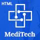 Meditech - Health & Medical HTML Template - ThemeForest Item for Sale