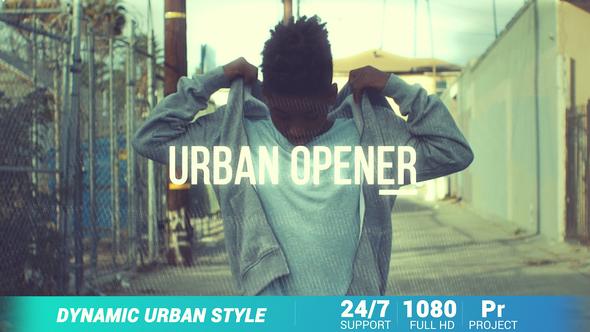 Dynamic Urban Style