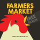 Farmers Market Flyer Set - GraphicRiver Item for Sale