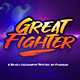 Great Fighter - GraphicRiver Item for Sale