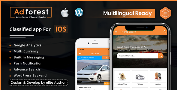 IOS Full Applications from CodeCanyon
