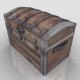 Collection of Medieval Chests and Crates - 3DOcean Item for Sale