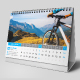 Desk Calendar 2020 - GraphicRiver Item for Sale