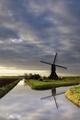 Scheijwijkse windmill near Hoornaar - PhotoDune Item for Sale