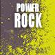 Energetic Rock Intro Logo