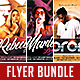 Guest DJ Flyer Bundle Vol. 1 - GraphicRiver Item for Sale