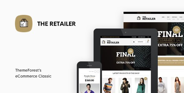 Responsive Templates from ThemeForest