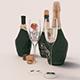 "Champagne ""Mondoro"" - 3DOcean Item for Sale"
