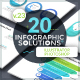 Infographic Solutions. Part 23 - GraphicRiver Item for Sale