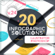 Infographic Solutions. Part 24 - GraphicRiver Item for Sale