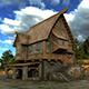 village house - 3DOcean Item for Sale