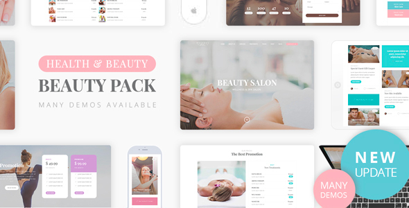 Beauty Pack - Wellness Spa & Massage