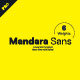Mandara Sans Pro (6 weights with italics)