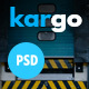 Kargo | Logistics & Transportation PSD Template - ThemeForest Item for Sale