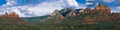 Panoramic of Red Rocks in Sedona Arizona - PhotoDune Item for Sale