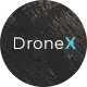DroneX | Aerial Photography & Videography WordPress Theme - ThemeForest Item for Sale