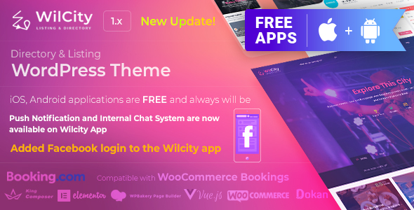 Booking Templates from ThemeForest