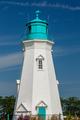 Beautiful lighthouse at Port Dalhousie Harbour, Ontario, Canada - PhotoDune Item for Sale