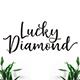 Lucky Diamond Script - GraphicRiver Item for Sale