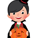 Group of Children in Halloween Costumes - GraphicRiver Item for Sale