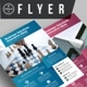 Corporate Flyer v.07 - GraphicRiver Item for Sale