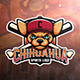 Chihuahua Sports Logo - GraphicRiver Item for Sale