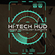 Astronaut HUD Titles - VideoHive Item for Sale