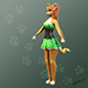 Stylized Character Kitty - 3DOcean Item for Sale