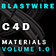 Materials for C4D - 3DOcean Item for Sale
