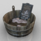 Collection of 17 Medieval Wooden Assets - 3DOcean Item for Sale