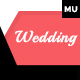 Wedding Adobe Muse Template - ThemeForest Item for Sale