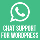 WP WhatsApp Chat Support - WordPress Plugin - CodeCanyon Item for Sale