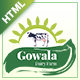 Gowala- Dairy Farm & Eco Products HTML Template - ThemeForest Item for Sale