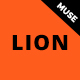 Lion - Music Adobe Muse template - ThemeForest Item for Sale