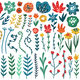 Floral Vector Collection - GraphicRiver Item for Sale