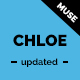 Chloe - Interior and Exterior Muse Template - ThemeForest Item for Sale