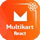 Multikart - Responsive React eCommerce Template - ThemeForest Item for Sale